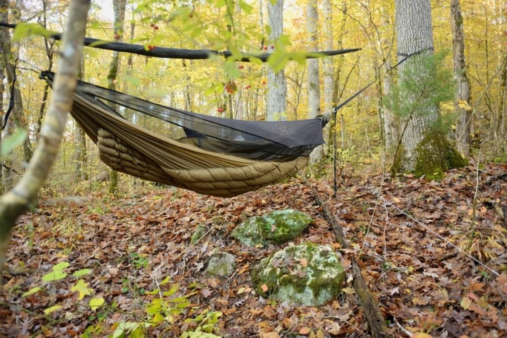 Hammock Sleeping Pad and Underquilts