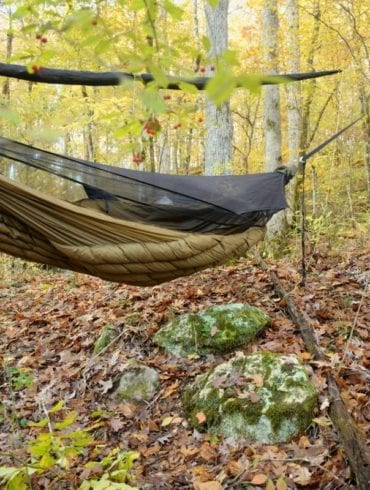 Best Hammock Sleeping Pad and Underquilts