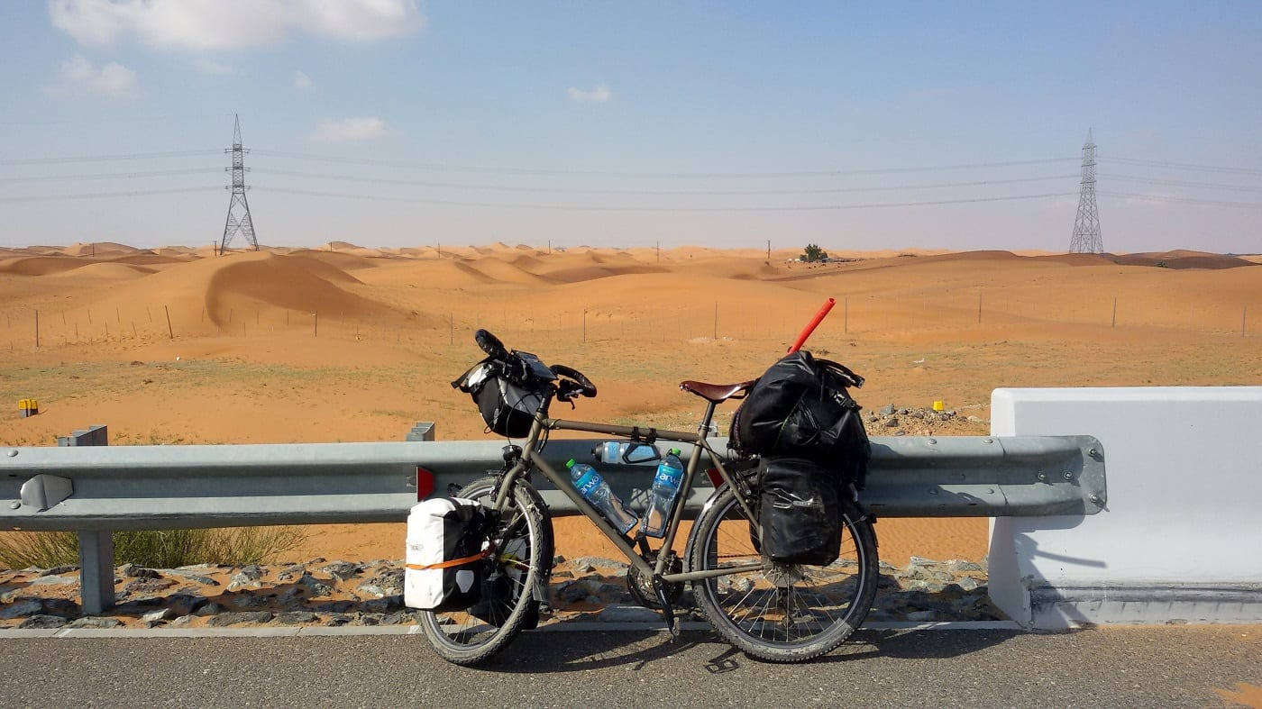 Cycling Oman & UAE - Desert and mountains challenge 13