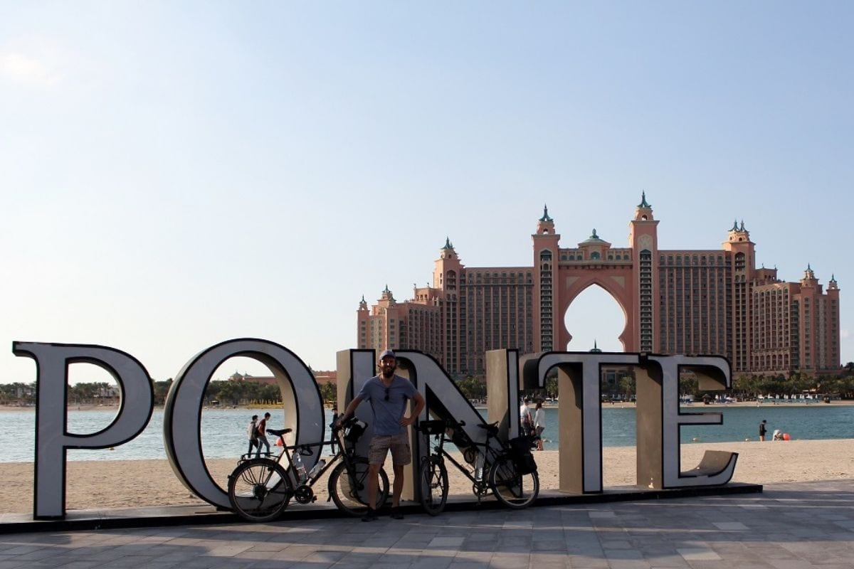 Cycling Oman & UAE - Desert and mountains challenge 17