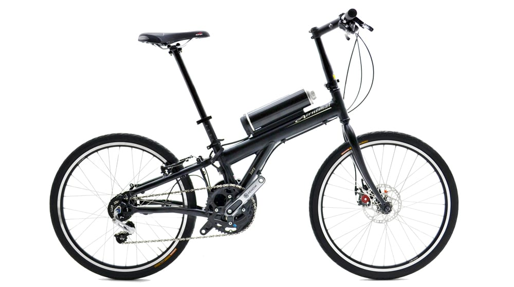 Airnimal Joey folding touring bike