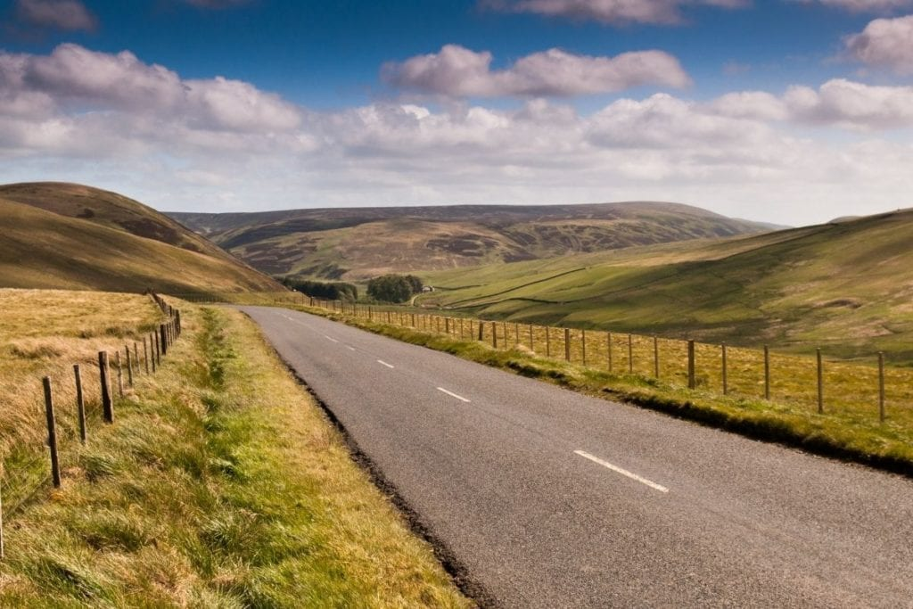 The 6 Best Cycling Routes in Scotland 12