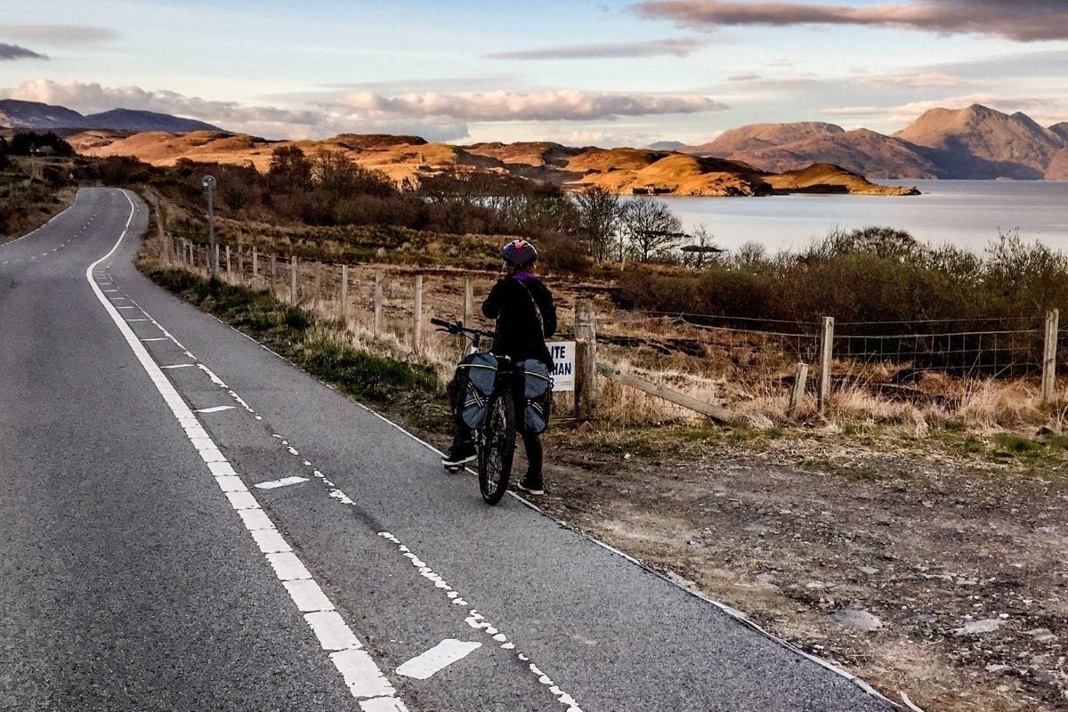 cycling routes scotland