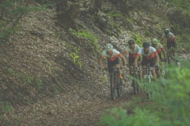 how to build a cycling team