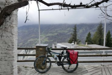 cycling andalusia