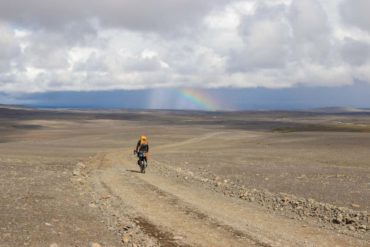 cycling iceland divide