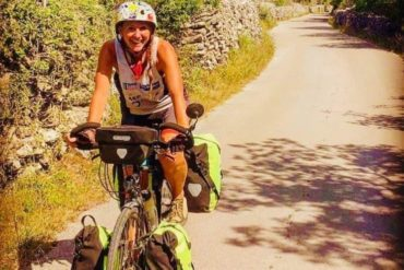 bicycle touring london to istanbul