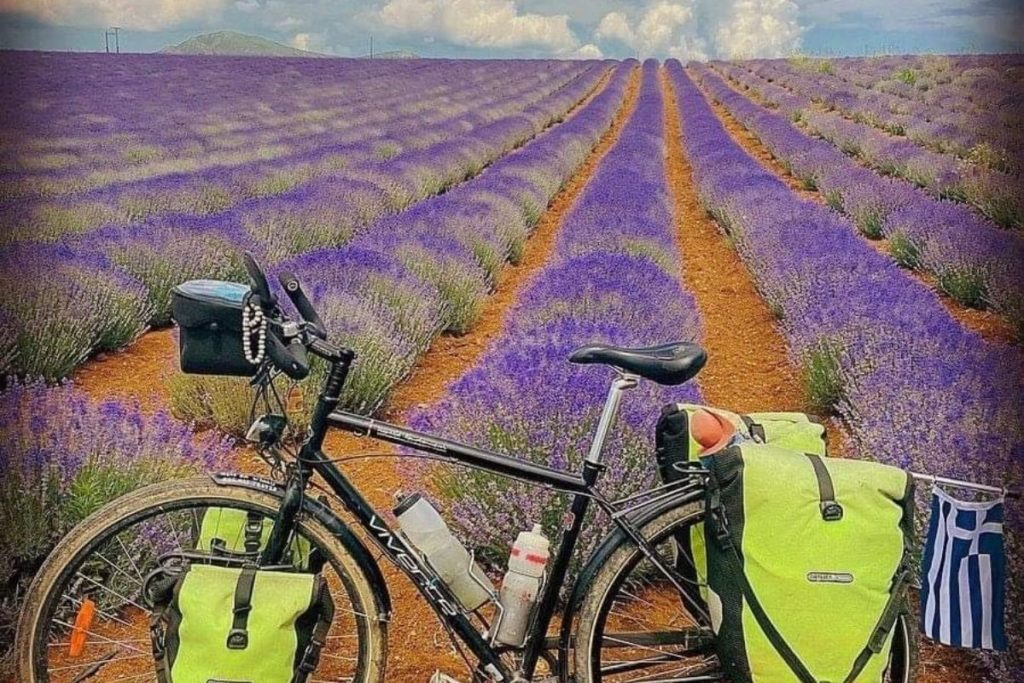 London To Istanbul The Long Way - Bicycle Touring with Hels on wheels 16