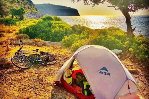London To Istanbul The Long Way - Bicycle Touring with Hels on wheels 26