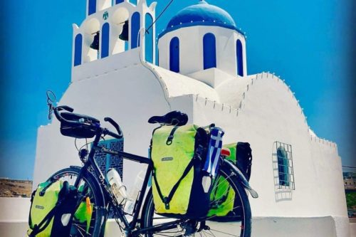 London To Istanbul The Long Way - Bicycle Touring with Hels on wheels 25