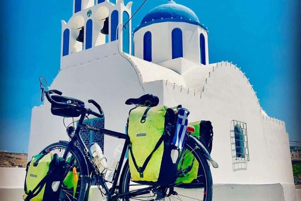 London To Istanbul The Long Way - Bicycle Touring with Hels on wheels 21