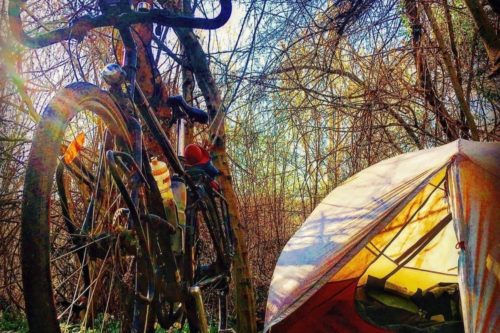 London To Istanbul The Long Way - Bicycle Touring with Hels on wheels 23
