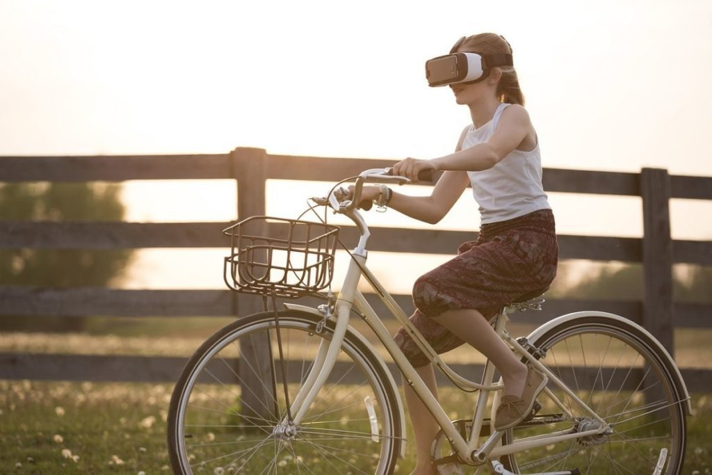 Is VR the Future of Cycling? 15